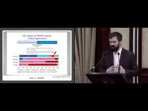 Молекулярное тестирование рака молочной железы для определения лечебной тактики