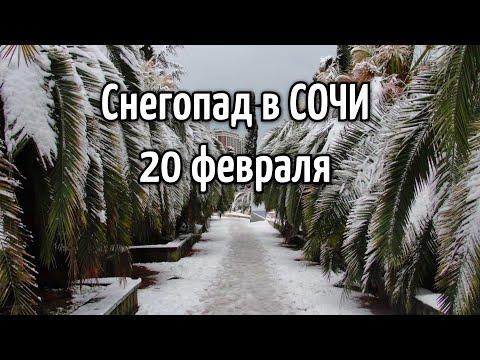 Снег в Сочи. Нечто Происходит по Всему Миру! | Катаклизмы,изменение клиата