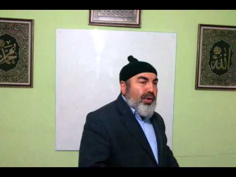 Ali İhsan Türcan- (2) TESHILUL AVAMIL Harfi Cerr