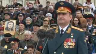 Парад Победы Тула 2017