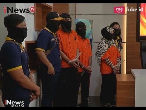 Satgas Siber Bareskrim POLRI Tangkap Komplotan Pembuat Jasa Hoax - iNews Malam 24/08