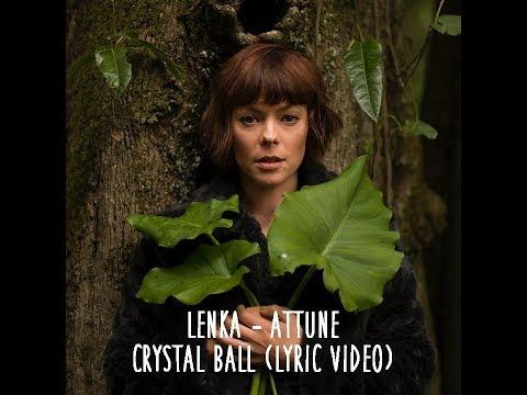 Crystal Ball Lyric  - Lenka