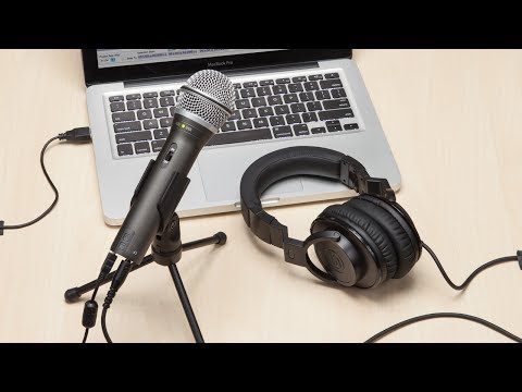 Samson Q2U Recording and Podcasting Pack Product Overview