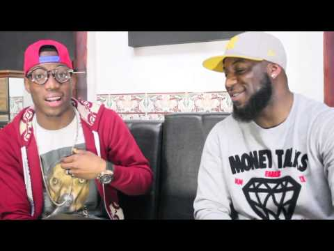 Say Somethin' Interviews DizZY VC aka VocalChameleoN