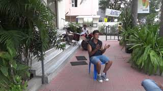 Ajay Marshal - Interview to Colors TV for India's Got Talent - Asia's biggest Talent Show - 2011