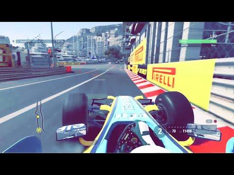 F1™ 2017: Renault R26 Record Lap at Monaco (F1 2017)