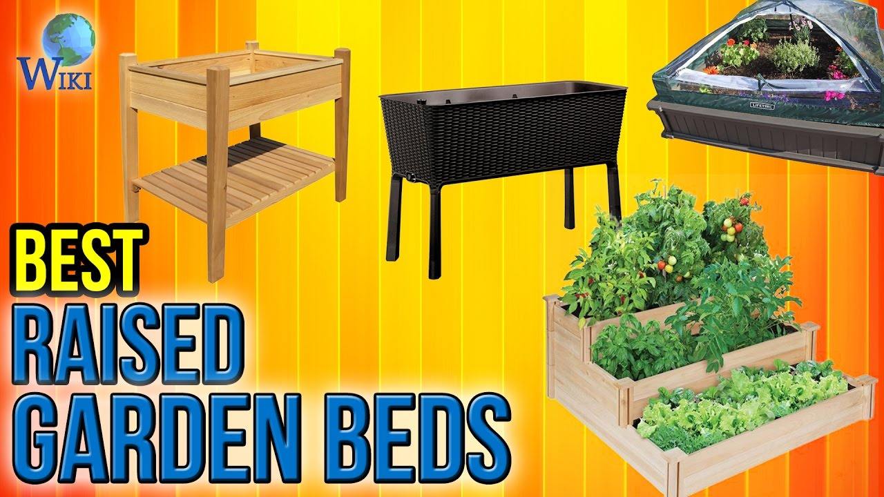 10 Best Raised Garden Beds 2017