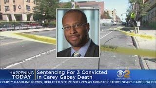 Sentencing Day In Carey Gabay Case