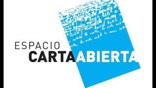 Prof  Elena Ramírez en el espacio de Carta Abierta en Línea Editorial repudio a la denuncia del grupo Clarín a periodistas y funcionarios