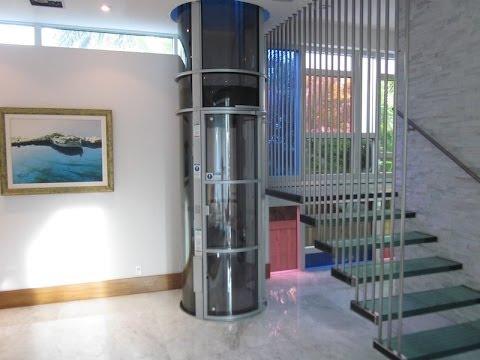 Ascensor residencial ascensor neum tico por vac o pve - Ascensores para casas ...