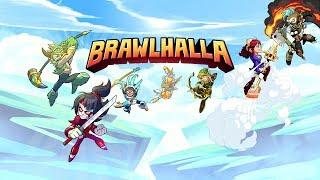 Brawl Halla Gameplay