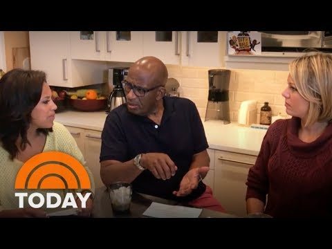 Off The Rails: Al Roker, Sheinelle Jones, Dylan Dreyer Talk Favorite Childhood Foods   TODAY