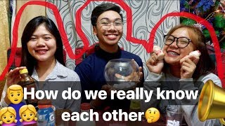 Download Video HOW DO WE REALLY KNOW EACH OTHER (Withmyfriends) Yakult/Toyo/Suka/Bagoong/Gatorade/Milk MP3 3GP MP4