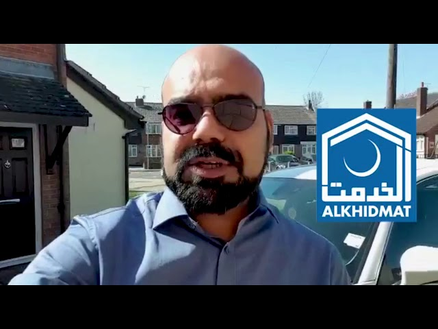 Famous Vlogger and Youtube Personality Junaid Akram Endorsing Alkhidmat Foundation Pakistan