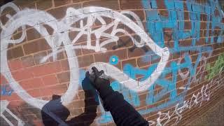 Gambar cover Graffiti ~ Ghost EA ~ Canal Bombing