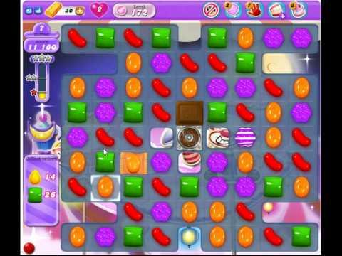 Candy Crush Saga Dreamworld Level 175 Walkthrough No ...