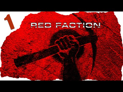 """Red Faction: [Hard] Episode 1 - """"CHEESE"""""""
