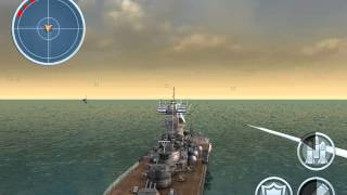 Ultimate Sea Battle 3D Stage 4 Mision 8 Boss
