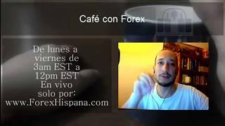 Forex con Café del 19 de Mayo del 2017