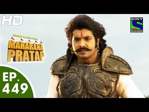 Bharat Ka Veer Putra Maharana Pratap - महाराणा प्रताप - Episode 449 - 9th July, 2015