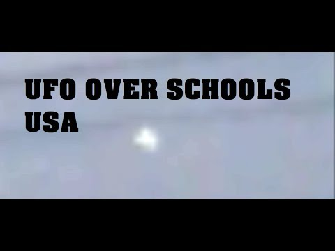 Abduction Concerns As UFOs Fly Over Schools in US, Virginia and LA
