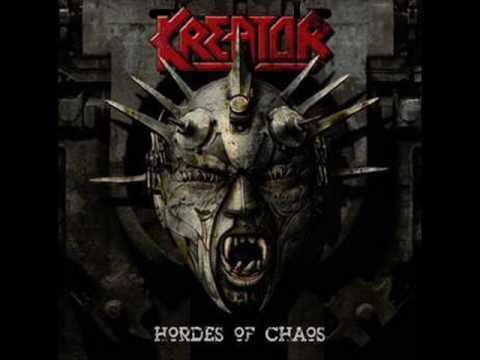 Kreator: Hordes of Chaos lyrics