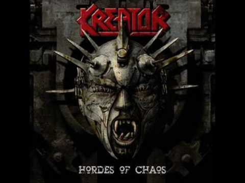 Kreator: Hordes of Chaos lyrics
