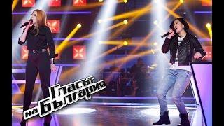 """Джени vs. Десислава – """"Beat It"""" - Гласът на България 4 - 23.04.2017"""