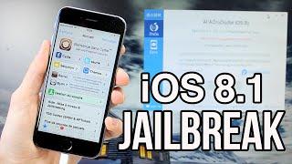 PanGu : iOS 8.1 JAILBREAK UNTETHERED iPhone 6, 5s, 5c, 5, 4S, iPad, iPod touch 5G