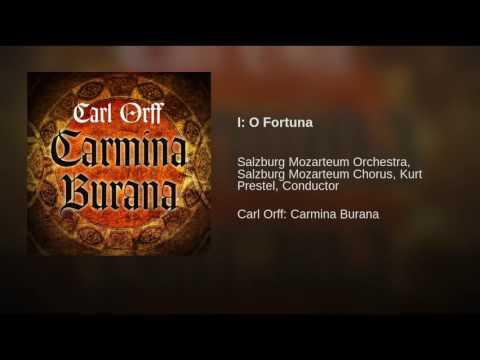 I: O Fortuna