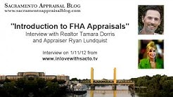 Intro to FHA appraisals: Interview with Sacramento Appraiser & Realtor Tamara Dorris