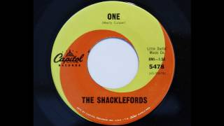 The Shacklefords - One (Capitol 5478)