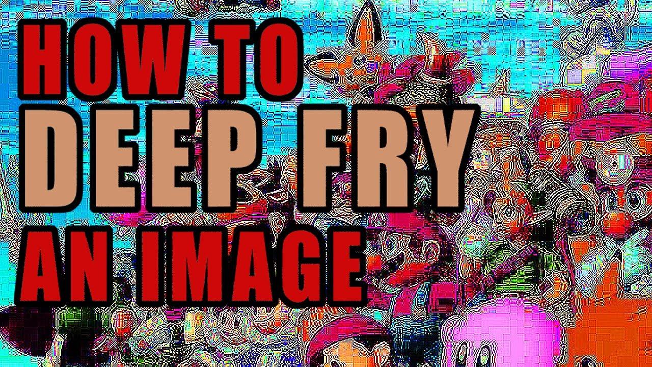Deep Fried Meme Laser Eyes | Bruin Blog