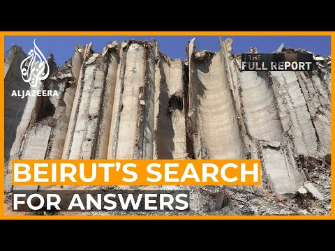 Download Beirut's search for answers | The Full Report