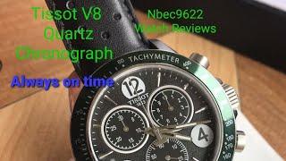 V2movie Tissot V8 Alpine Special Edition T106 417 16 201 01 Herren