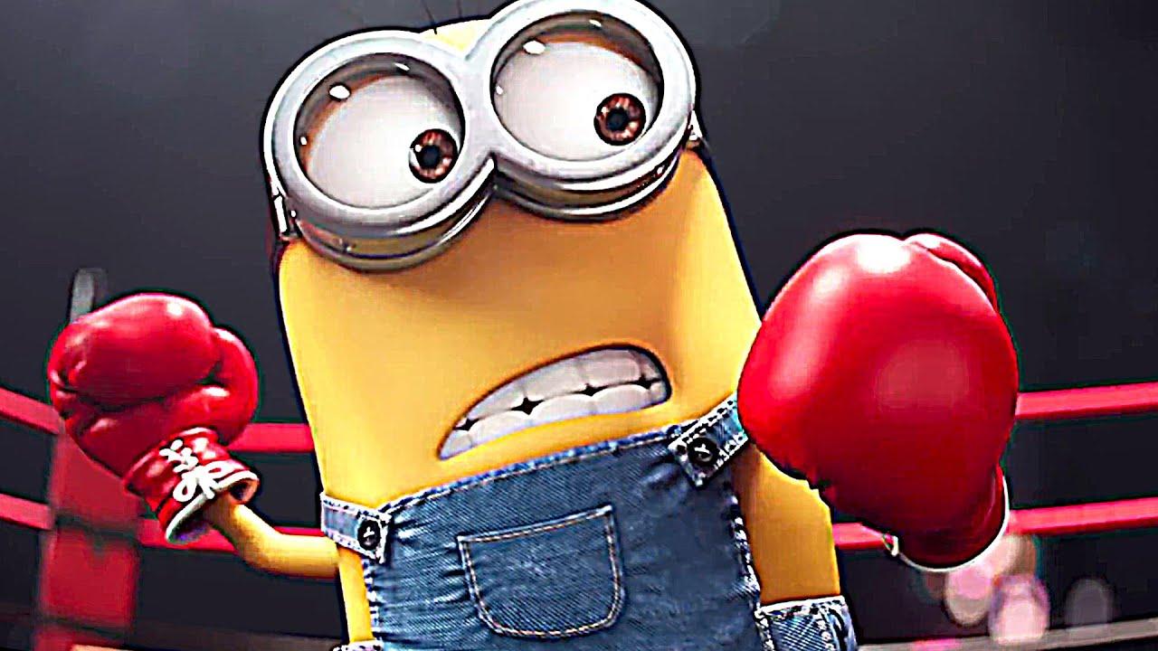Les minions la comp tition mini film court m trage youtube - Les minions amoureux ...