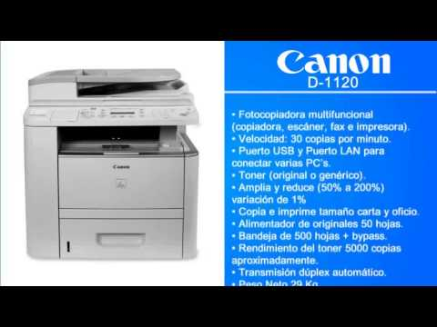 canon image class d1120 drivers