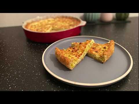 tarte-aux-poireaux-,-recette-simple