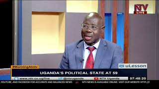 The state of politics in Uganda at 59 | MORNING AT NTV
