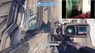 Fear Clinic VS Suddoth 2 Halo 4 1v1 on Haven