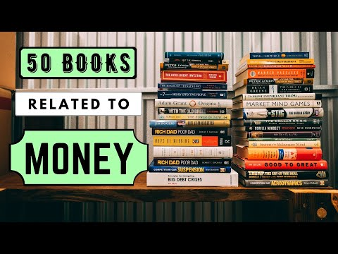 What I Learned Reading 50 Books on Money