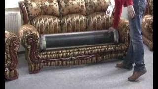 Диван «Версаль» — 3 Люкс(Механизм трансформации: Франзуская раскладушка, матрас пенополиуретан Спальное место: 190×140 см Габариты..., 2010-10-13T07:42:29.000Z)