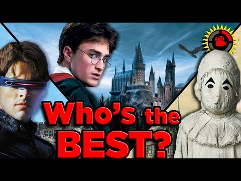 Film Theory: Is Miss Peregrine's BETTER than Hogwarts? (Miss Peregrine's Home for Peculiar Children)