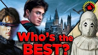 Film Theory: Is Miss Peregrine's BETTER than Hogwarts? by : The Film Theorists