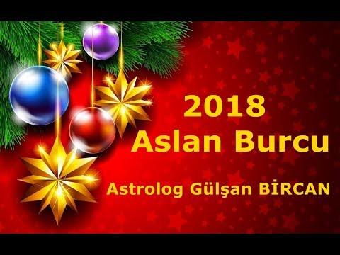 Yılın Çalışkanı//Aslan Burcu 2018 Astrolojik Yorumu