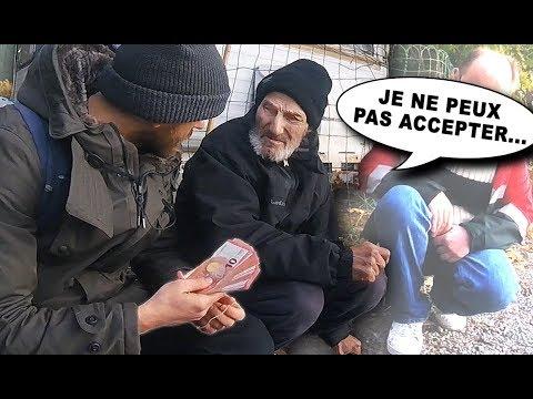 Exp. Sociale #50: DISTRIBUER 12000€ AUX SDF ! (ACTE 2)