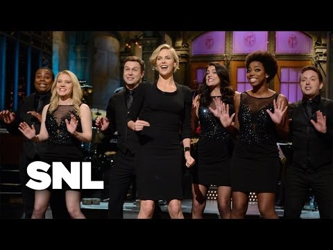 Monologue: Charlize Theron Can't Sing  SNL