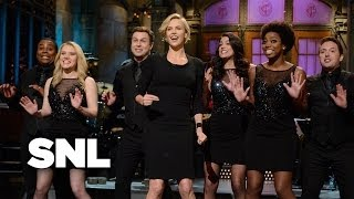 Monologue: Charlize Theron Can't Sing - SNL