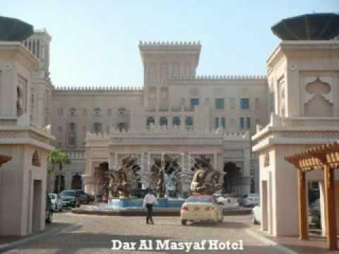 5 Star & Luxury Hotels in Dubai