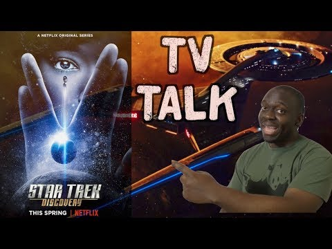 STAR TREK DISCOVERY - AN IMPRESSIVELY FRESH RETURN TO TV
